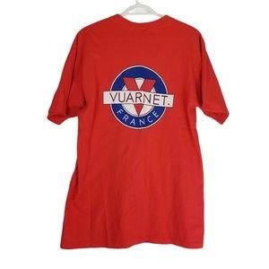 Vuarnet France Graphic Single Stitched Shirt